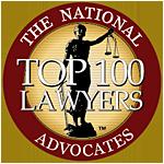 Top 100 Lawyers Logo