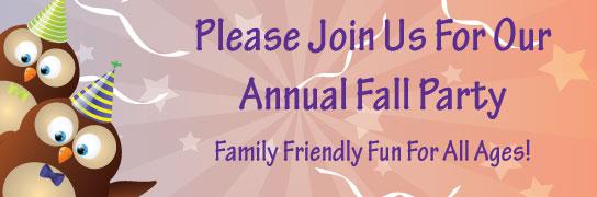 2015 Family Fun Party